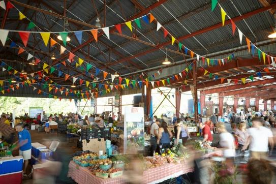 【疯狂周末玩不停】音乐会、美食节、农贸市场6