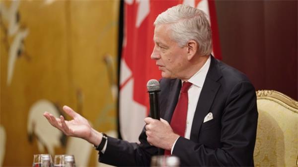 开启中加两国对话新开端!加拿大任命新任驻华大使1