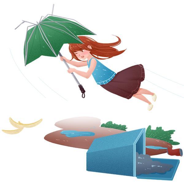 【收藏】飓风来啦!我们应该怎么做?7