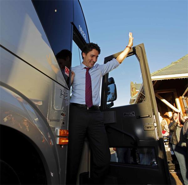 全是套路!加拿大联邦大选竞选战略战术6