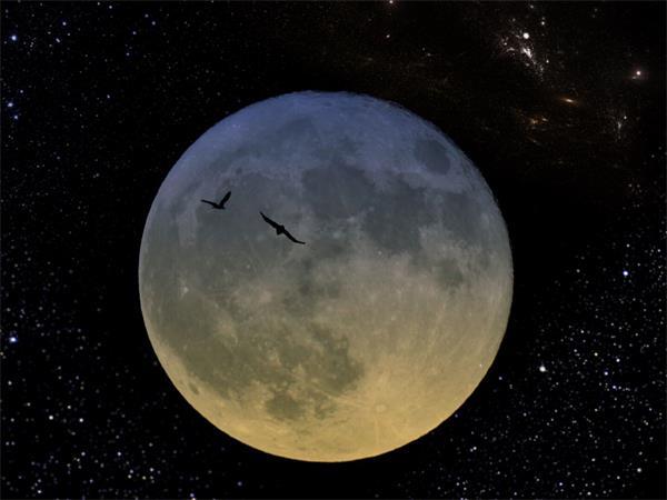 30年等一回的奇迹!中秋节将迎来特殊的月亮5