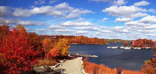 震撼!加拿大的秋天这么过最美!7