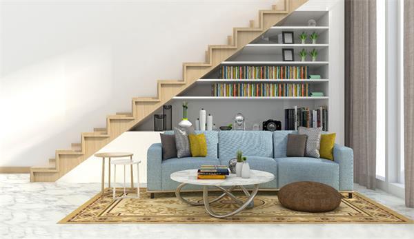 不要浪费了这个宝地,楼梯关乎整栋房屋的颜值2