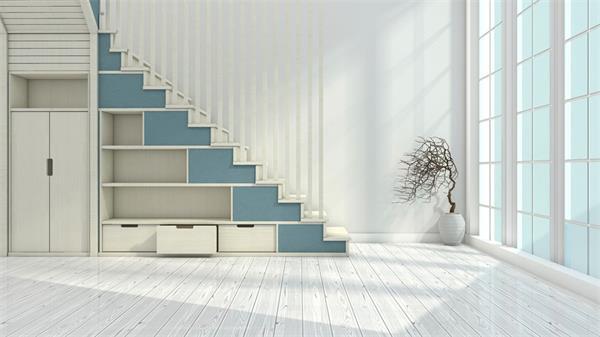 不要浪费了这个宝地,楼梯关乎整栋房屋的颜值4