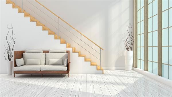 不要浪费了这个宝地,楼梯关乎整栋房屋的颜值5