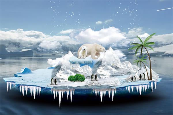 震憾!加拿大人聚集全国呼吁政府应对气候变化3