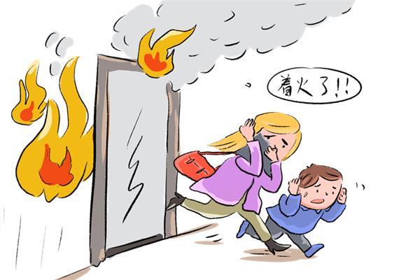 警笛四起!北约克高层公寓发生大火7