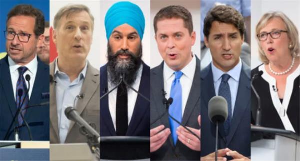 就在今晚!加拿大联邦大选权威官方电视辩论2
