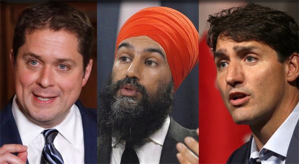 就在今晚!加拿大联邦大选权威官方电视辩论5