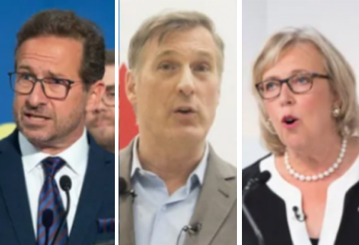 就在今晚!加拿大联邦大选权威官方电视辩论6