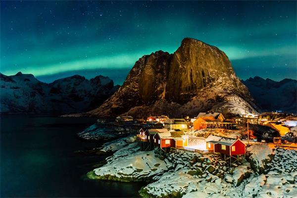 追光之旅,加拿大极光和北欧的有何不同?2