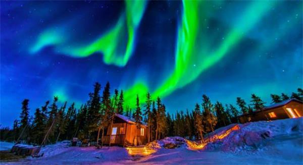 追光之旅,加拿大极光和北欧的有何不同?3