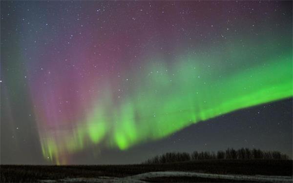 追光之旅,加拿大极光和北欧的有何不同?4