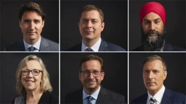 终于等到这一天!10月21日,加拿大联邦大选投票日3