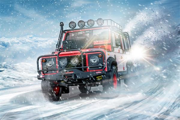 如何应付大多地区入冬以来的第一场雪!1