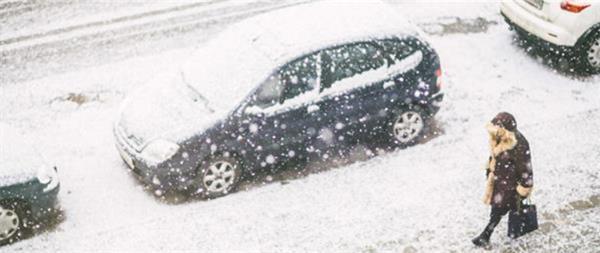 如何应付大多地区入冬以来的第一场雪!4