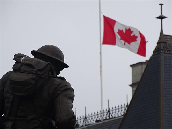 【不能忘却的纪念】11月11日,加拿大军人纪念日1