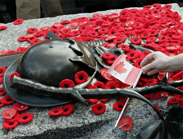 【不能忘却的纪念】11月11日,加拿大军人纪念日6