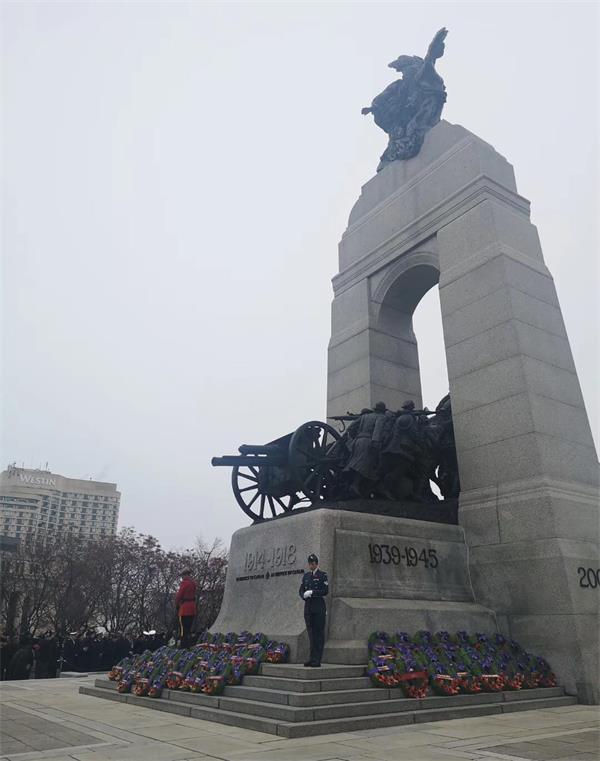 【不能忘却的纪念】11月11日,加拿大军人纪念日5