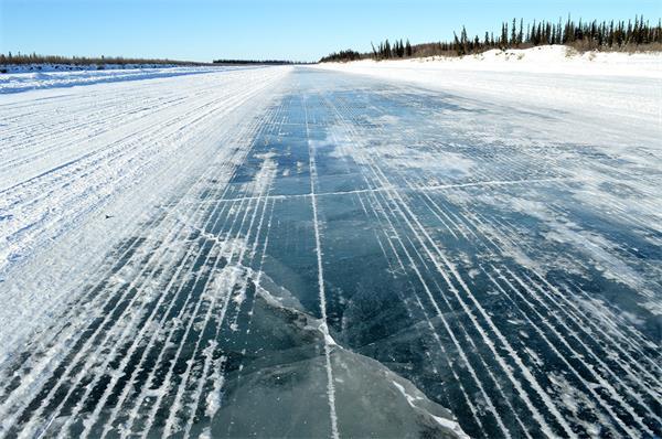 干货!加拿大冰雪道路驾车秘笈1