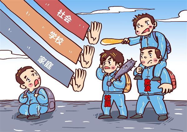 刚刚安省推出遏制校园欺凌新举措,避免上演加拿大版《少年的你》6
