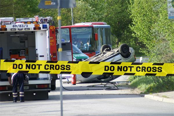 明年1月,约克区清理交通事故服务费全面上涨5