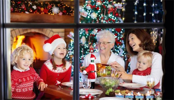 绝对正宗!传统的加拿大人怎样过圣诞节?1