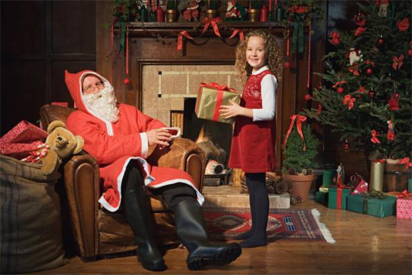 绝对正宗!传统的加拿大人怎样过圣诞节?3