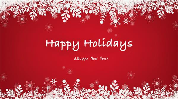 加拿大时讯 祝您 HAPPY HOLIDAYS!1