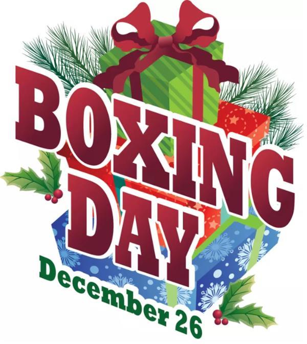 Boxing Day & 黑五,加拿大哪个节日打折促销力度最大?2