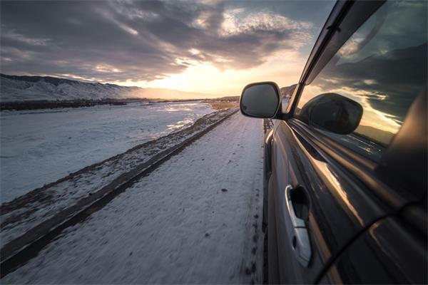 可怕!加拿大冬季的黑冰驾驶5