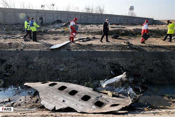 起飞前有预感?特鲁多发表全国讲话,乌克兰坠毁客机或被伊朗击落2