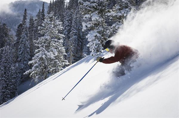 上热搜了!加拿大冬季这几处美景惊艳了全世界2
