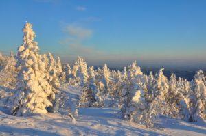 上热搜了!加拿大冬季这几处美景惊艳了全世界10