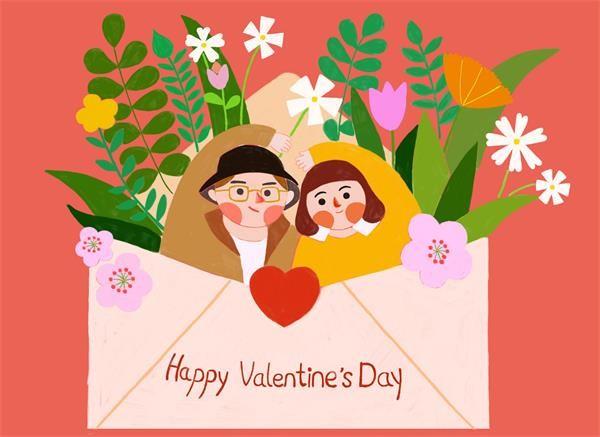 Happy Valentine's Day!加拿大情人节的趣事儿1