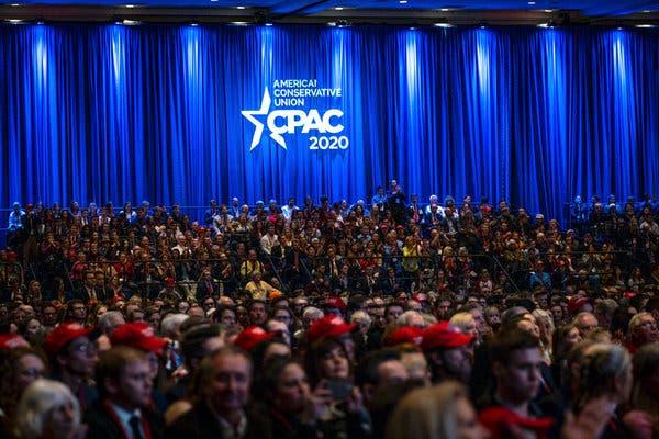 震惊!美国总统特朗普恐在华盛顿保守党大会上中招,多名议员已被隔离2