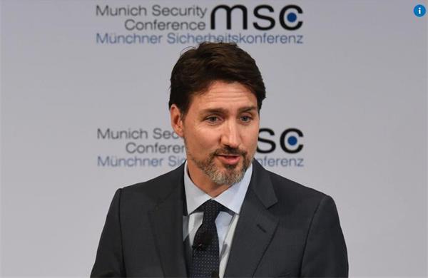 加拿大首例儿童确诊!特鲁多自我隔离,其妻已确诊感染!政府关闭公校!2