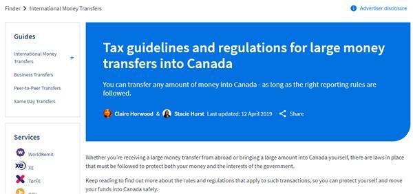 申报有误?加拿大税局将严查并追溯10年前的海外资产!4