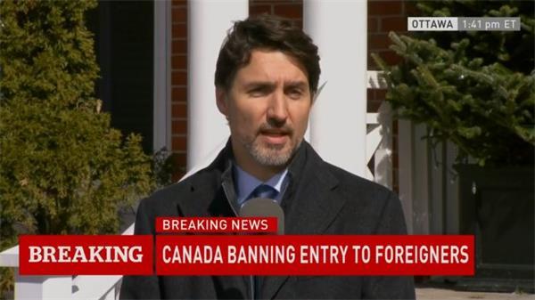 加拿大还能撑多久?宣布封关!海外华人到底回不回国?1