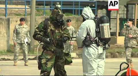 突发!在武汉军运会上发烧的美国军人已然人间蒸发!10