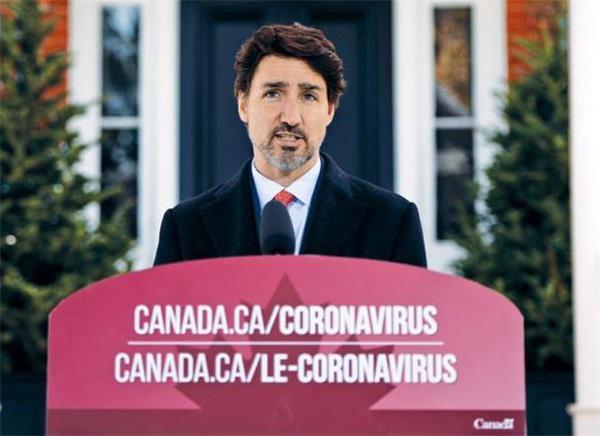 重磅!加拿大新冠病例是非典的10倍以上!政府再给小企业75%工资补1