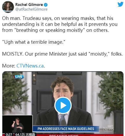 总理可爱!政府给力!疫情中的加拿大继续发钱!3