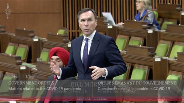 点赞!加拿大再砸730亿!朝野共同通过CEWS薪资补贴法案3