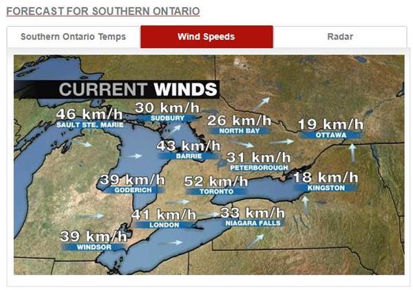 可怕!如何应对?多伦多狂风肆虐!连续降雨!有洪水、停电风险!3