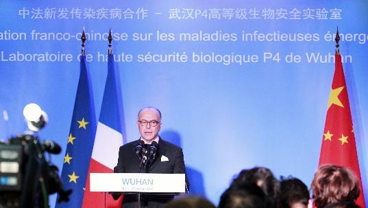 """病毒防控无国界!法国力挺""""争议""""中的P4实验室!7"""