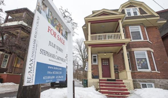 打回原形!疫情中加拿大房地产销售同比暴跌69%9
