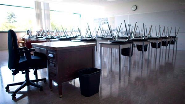 疯了!加拿大疫情最重的省份下月重开学校4