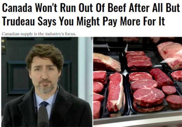 囤肉的乐了!安省确诊再上升!加拿大肉类食品恐将涨价!10