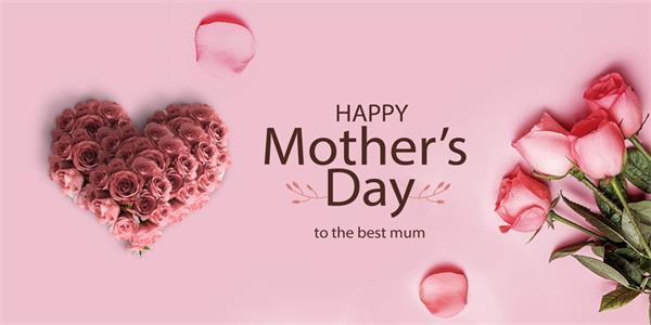 Happy Mother's Day!感恩!2020 特殊的母亲节11