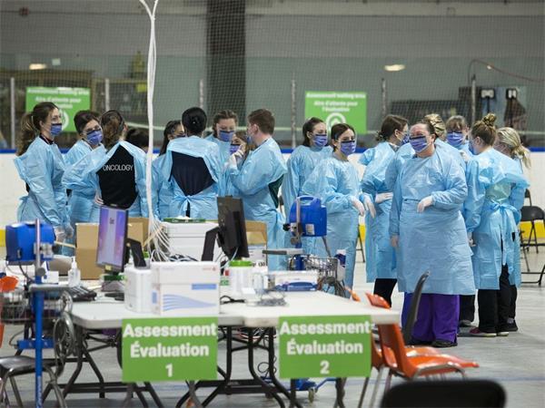 喜大普奔!加拿大首个新冠疫苗试验!政府新增7万个工作岗位!5